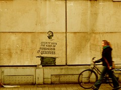 Vandalism - by wauter de tuinkabouter