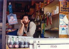 Peshawar shop - smile
