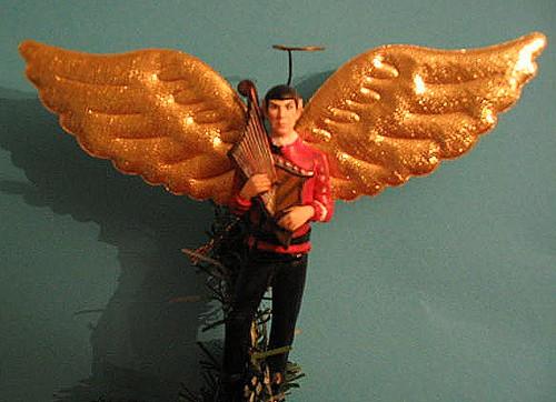 Spock angel