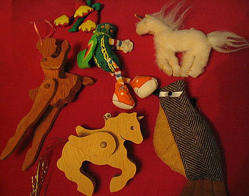 Ahwahnee Ornaments