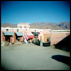 Holga Morocco: Tafraoute + Anti-Atlas - by See Wah