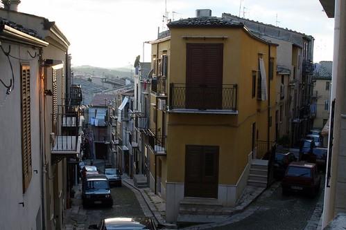 Narrow Corleonese Streets
