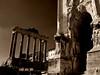 Roman Forum (mattrkeyworth) Tags: italy rome temple ancient arch roman sony forum column saturn fororomano p12 dscp12 festivalitaly newlighte mattrkeyworth