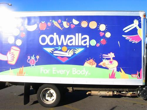 odwalla truck