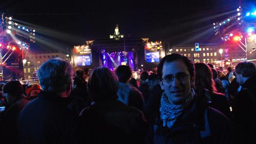 Prefiesta, y Fiesta. Nochevieja!! Berlín (3)