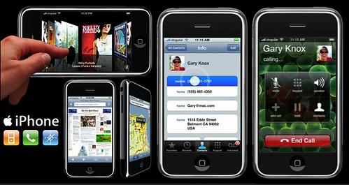 iPhone Itriago Collage
