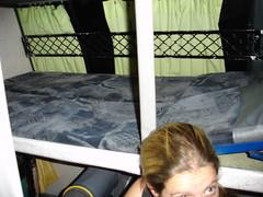 Sleeper bus to Goa