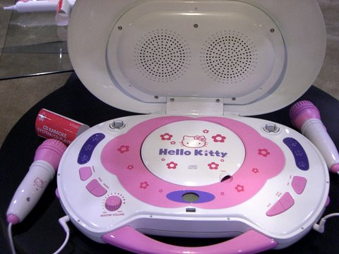 Hello Kitty Gadgets CES 2007