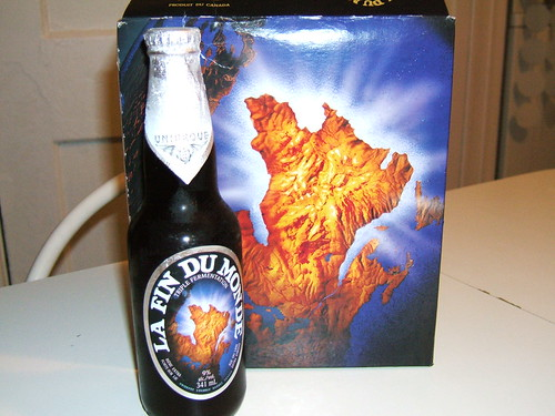 La Fin Du Monde - The best beer in all of Canada!