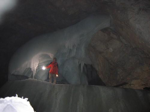 Austria Eisriesenwelt Ice Caves