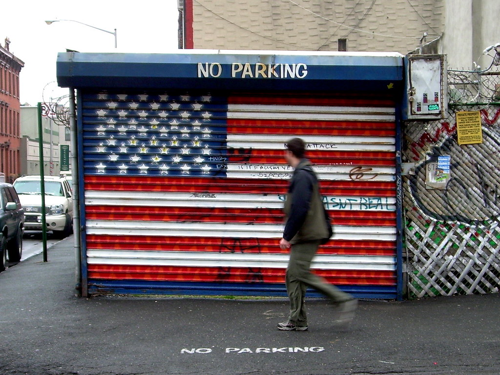 no parking, williamsburg