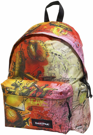 seak limited edition eastpak bag