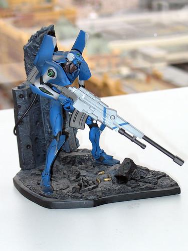 Eva Unit-00 Prototype
