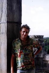 Andrew, Angkor Wat