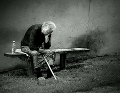 Witness (Aleksandra Radonic) Tags: old portrait people bw woman abandoned face dark sadness justice interestingness pain fight interesting war truth sad propaganda fear faith politics serbia gothic memories hell thoughtful photojournalism documentary eu social glad un human crime forgotten tragedy kosova kosovo terrorism universal balkans emotions rejected crisis easterneurope feelings contemplation nightmares balkan sadface srbija dacia worries peopleoftheworld starost losthistory  seniority artlibre flickrgold anawesomeshot warsuffering whereisjustice saynotokosovoindependency terrorinhome documantraphotocontest01
