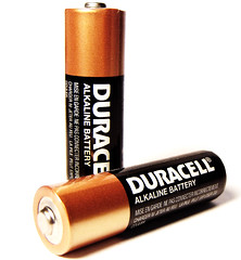 本当に長持ちしそうな電池の広告