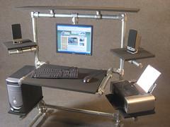 Beauty Shot - Computer Desk
