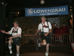 Comed-er, I Mean Authentic Bavarian Dance!