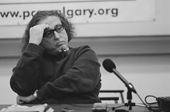 (Yemeni in Calgary) Tags: calgary 35mm university muslim arab radical anarchist lebanese feminist secular p1 asad filmphotography    abukhalil  asadabukhalil     upcoming:event=141083