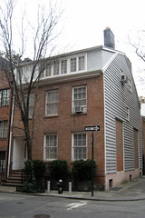 NYC - West Village: Isaacs-Hendricks House by wallyg, on Flickr