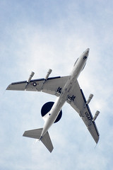 AWACS (Pro-Zak) Tags: airplane explore airforce usaf awacs timothyvogel