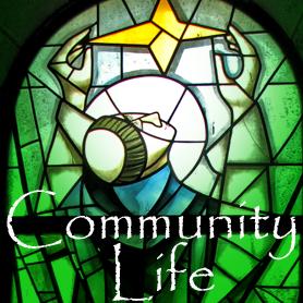 COMMUNITY LIFE logo