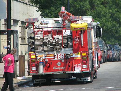 Engine 10 & Why so little discussion of utilizing the backstretch? - Firehouse ...