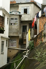 Sloping Ground (andreasnilsson1976) Tags: poverty brazil riodejaneiro favela slope slum shantytown