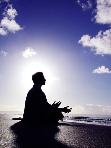 meditation da A Yogi.