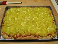 Pizza-gattò-crumble di patate / 2