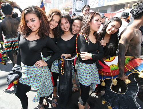Girls of Dinagyang