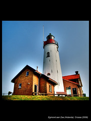 Egmond lighthouse (crossa) Tags: lighthouse faro nederland zee explore holanda mapping far phare tone aan egmond supershot outstandingshots colorphotoaward impressedbeauty aplusphoto goldenphotographer superhearts a3b