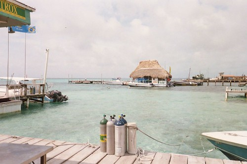 Belize Dive Shops