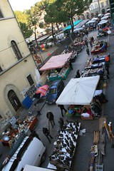 Piazza Ciompi Antique Market