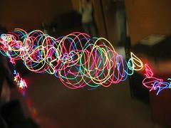 UC Berkeley Physics and Music - Between 2nd and 3rd Harmonic (Sebastian-) Tags: christmas music lights traces science physics exploratorium