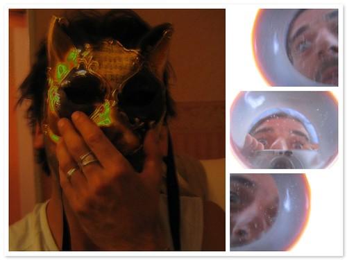 Me... bas le masque à café