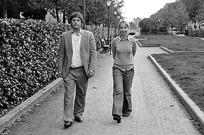 Agnieszka Kuciak & Peter Weidenbaum in Montgomery
