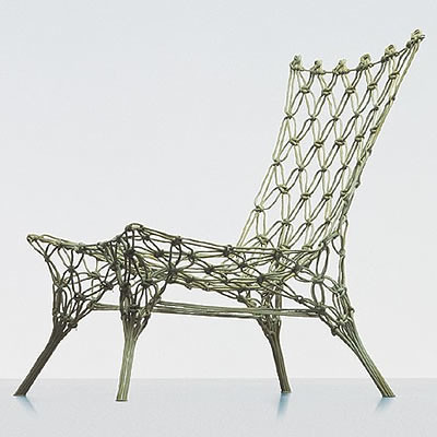Knotted Chair/ノッテッド・チェア