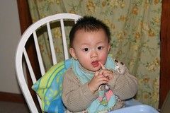 YangYang_20070214_2 (YangYang-2006) Tags: baby 11th month