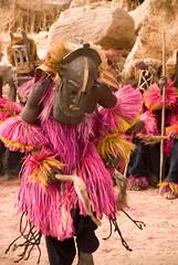 Dogon Mask Dance (bdinphoenix) Tags: africa 15fav dance nikon mask mali dogon barrywilliamsphotography