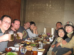 dinner in ebisu 2