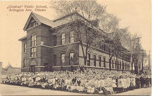 Glashan School