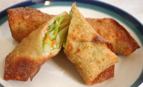 Diannes Dishes: In Honor Of The Chinese New Year: Vegetable Egg Rolls