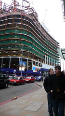 Matt and Giles and Broadgate Tower