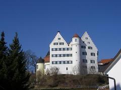 Aulendorf也有個城堡