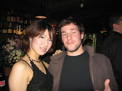 Roppongi Bar (jasonkrw) Tags: friends me girl japan bar japanese tokyo drinking roppongi  nightlife