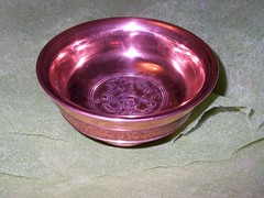 Mongolian traditional cup