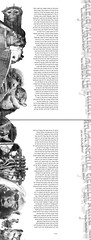 double spread 15-16 (Yaronimus Maximus) Tags: art typography spread book design graphicdesign israel graphic photos double hebrew visual typo  communications maximus visualcommunications  hadassa thomasbernhard theloser yaronimus frankruhl  thedrowner hebrewtypography israelgraphicdesign