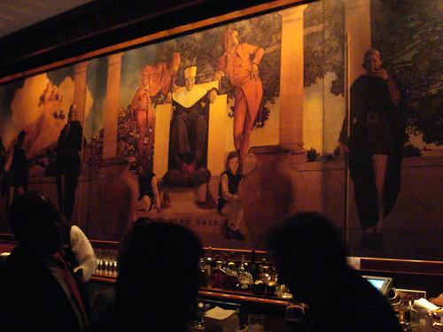 st. regis hotel - king cole bar