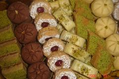 Cookies (Adventuress Heart) Tags: food cookies dubai tea arabic desserts lebanese baked arabicsweets